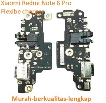 Flexibel charger Xiaomi Redmi Note 8 Pro murah