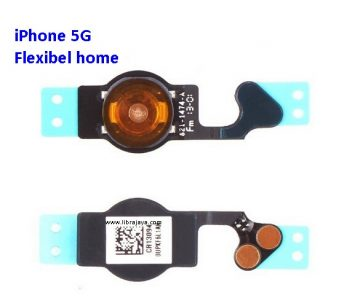 Jual Flexible home iPhone 5G murah