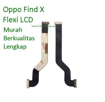 Flexible lcd Oppo Find X murah