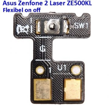 Flexibel on off Asus Zenfone 2 Laser ZE500KL