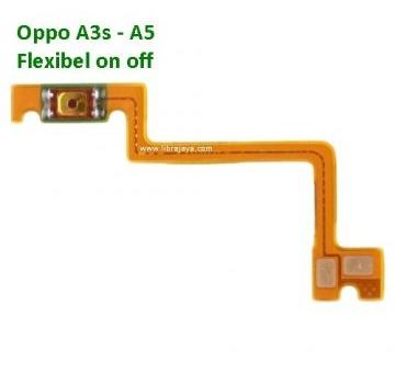 Jual Flexible on off Oppo A3s murah