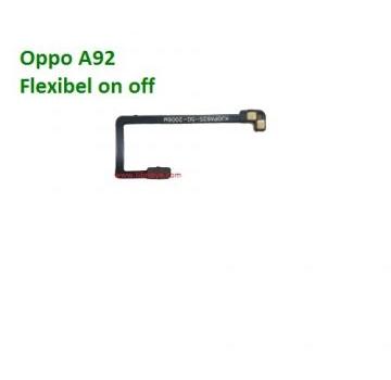 Jual Flexible on off Oppo A92 murah