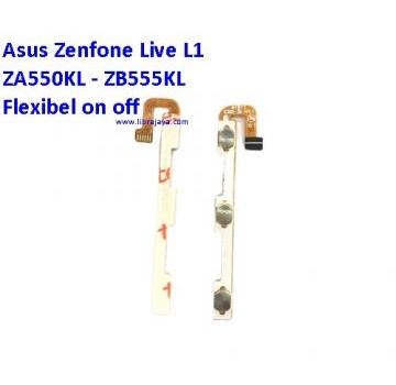 Flexible on off Asus Zenfone Live L1 ZA550KL