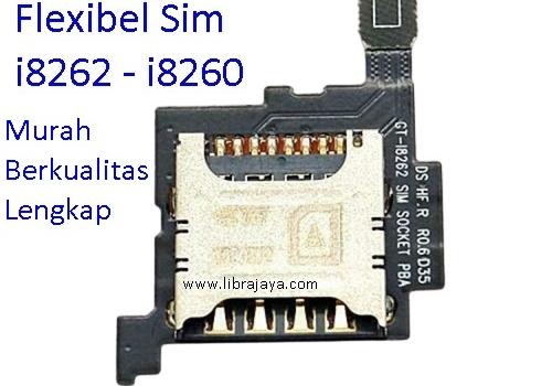 Jual Flexible sim Samsung i8262 murah