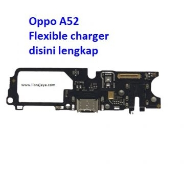 Jual Flexible Charger Oppo A52 murah