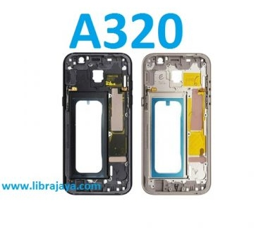 Jual Frame Lcd Samsung A320