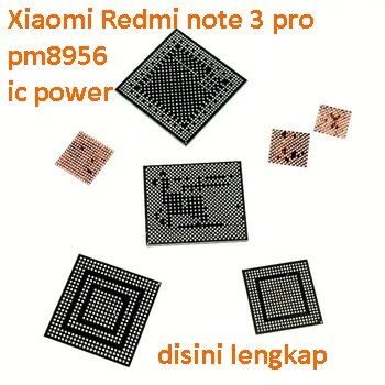 Jual ic power pm8956 redmi note 3 pro