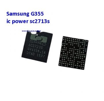 Jual Ic Power Samsung G355 SC2713S murah