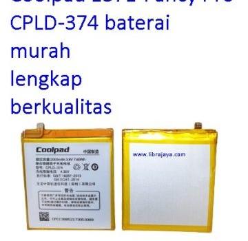 Baterai Coolpad E571 Fancy Pro CPLD-374