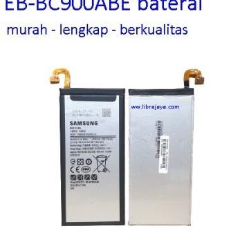 Baterai Samsung C9 Pro Eb-Bc900Abe