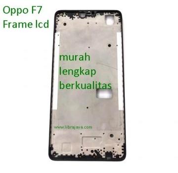 Frame lcd Oppo F7 murah