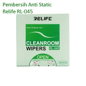 kain-fiber-wiper-pembersih-anti-statis-cleaner-relife-rl-045