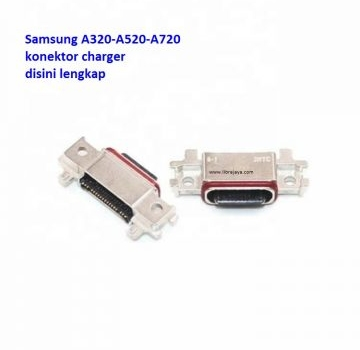 Jual Konektor charger Samsung A320