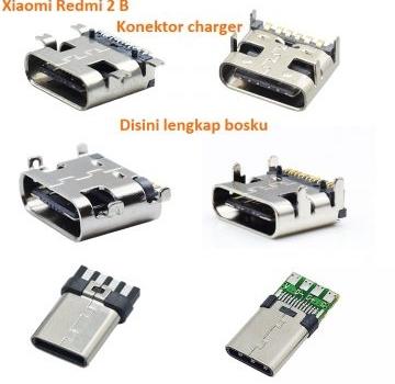 Jual Konektor charger Redmi 2