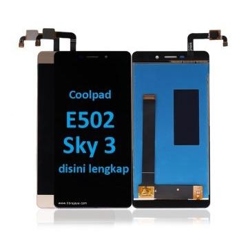 Jual Lcd Coolpad E502 Sky 3