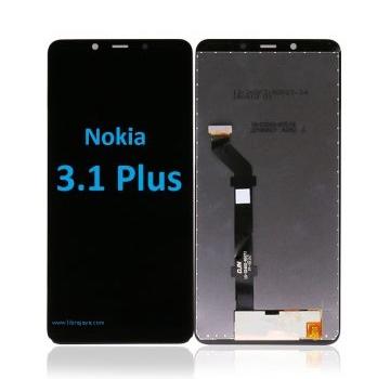 Lcd Nokia 3.1 Plus black