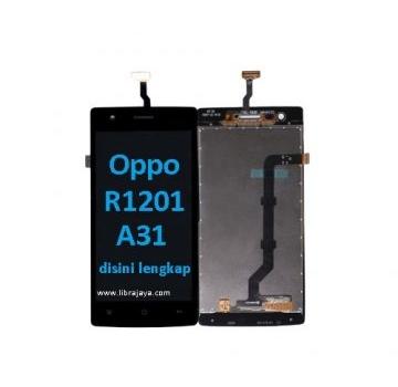 Jual Lcd Oppo R1201