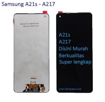 Lcd Samsung A21s murah