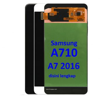 Jual Lcd Samsung A710