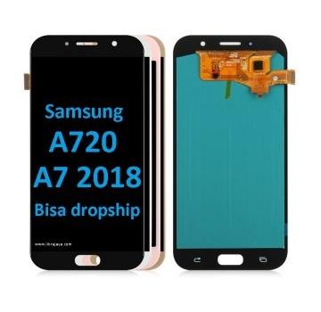 Jual Lcd Samsung A720 murah
