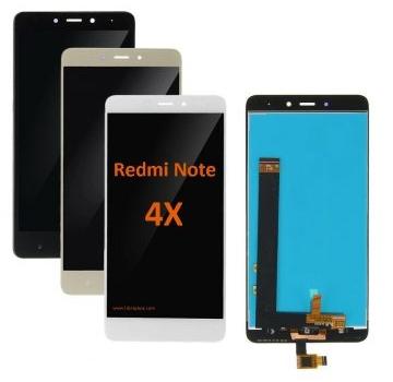 Lcd Xiaomi Redmi Note 4X putih murah
