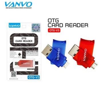 Jual OTG card reader v3 murah