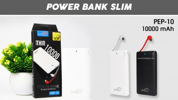 Jual Power bank 10000 mah Pro pep-10 murah