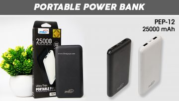 Jual Power bank 25000 mah pep-12 murah