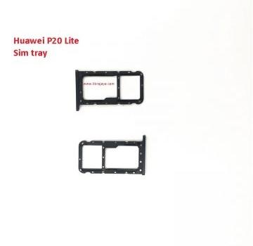 Jual Sim tray Huawei P20 Lite murah