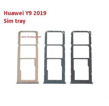 Jual Sim tray Huawei Y9 2019 murah