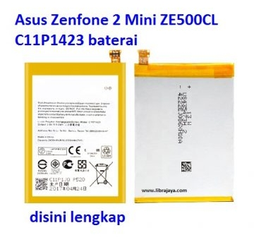 Jual Baterai Zenfone 2 Mini ZE500CL