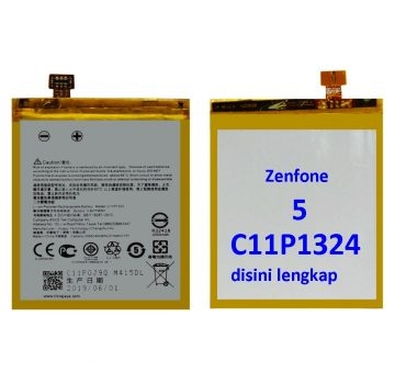 Jual Baterai Zenfone 5 C11P1324