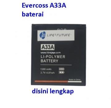 Jual Baterai Evercoss A33A