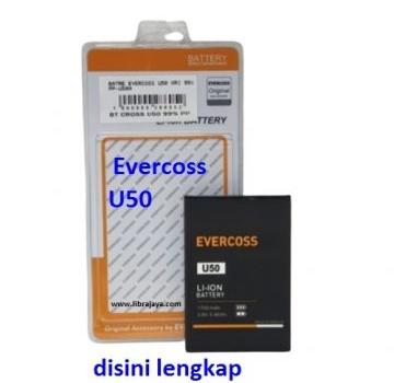 Jual Baterai Evercoss U50
