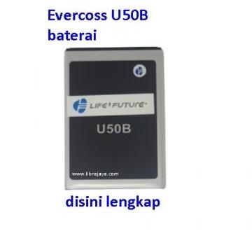 Jual Baterai Evercoss U50B