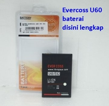 Jual Baterai Evercoss U60