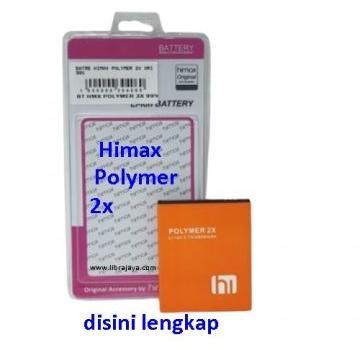 Jual Baterai Himax Polymer 2x
