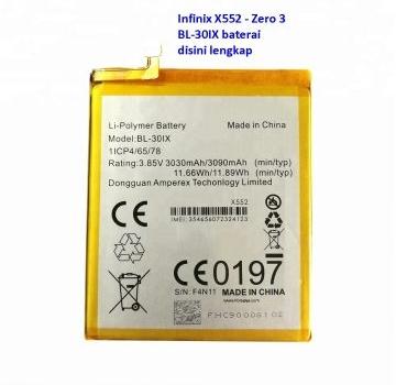 Jual Baterai Infinix X552