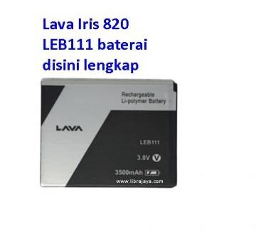 Jual Baterai Lava Iris 820