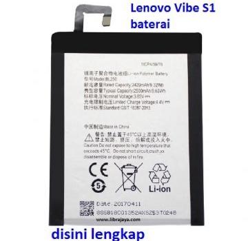 Jual Baterai Lenovo Vibe S1