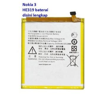 Jual Baterai Nokia 3