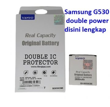 Jual Baterai Samsung G530 double power
