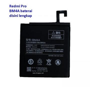 Batre Xiaomi Redmi Pro Bm4A