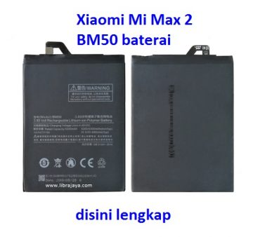 Jual Baterai Xiaomi Mi Max 2 BM50