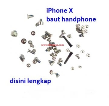Jual Baut iPhone X
