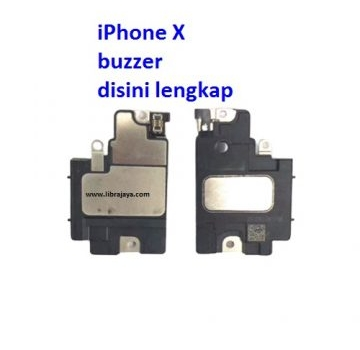 Jual Buzzer iPhone X