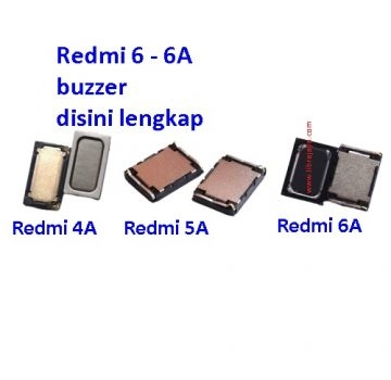 Jual Buzzer Xiaomi Redmi 6
