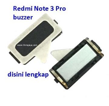 Jual Buzzer Redmi Note 3 Pro
