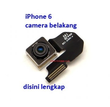 Jual Camera belakang iPhone 6