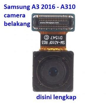Jual Camera belakang Samsung A3 2016